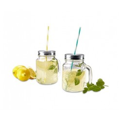 ست دو تایی لیوان شیشه ای چیبو | Tchibo