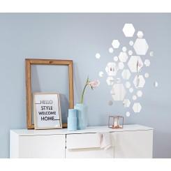 ست 11 تایی آینه استیکری چیبو | Tchibo