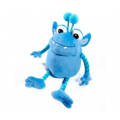 عروسک پولیشی هیولای آبی چیبو |Tchibo