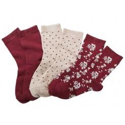 پک سه تایی جوراب دخترانه و زنانه پپرتس | Pepperts