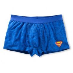 پک دو عددی شورت طرح سوپرمن مردانه چیبو   Tchibo
