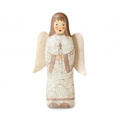 مجسمه چوبی طرح آنجل ( فرشته ) چیبو | Tchibo