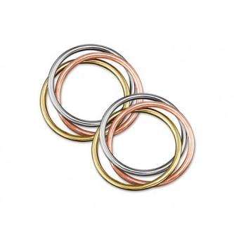 پک 2 عددی حلقه دستمال سفره فلزی چیبو | Tchibo