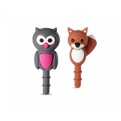مجموعه 2 عددی پلاگ محافظ-تزئینی موبایل چیبو | Tchibo