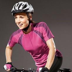تیشرت دوچرخه سواری زنانه کریویت | Crivit