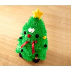 عروسک موزیکال درخت کاج چیبو | Tchibo