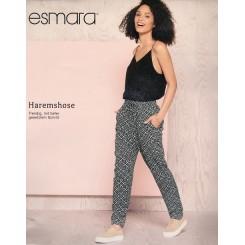 شلوار پیلی دار زنانه اسمارا | ESMARA